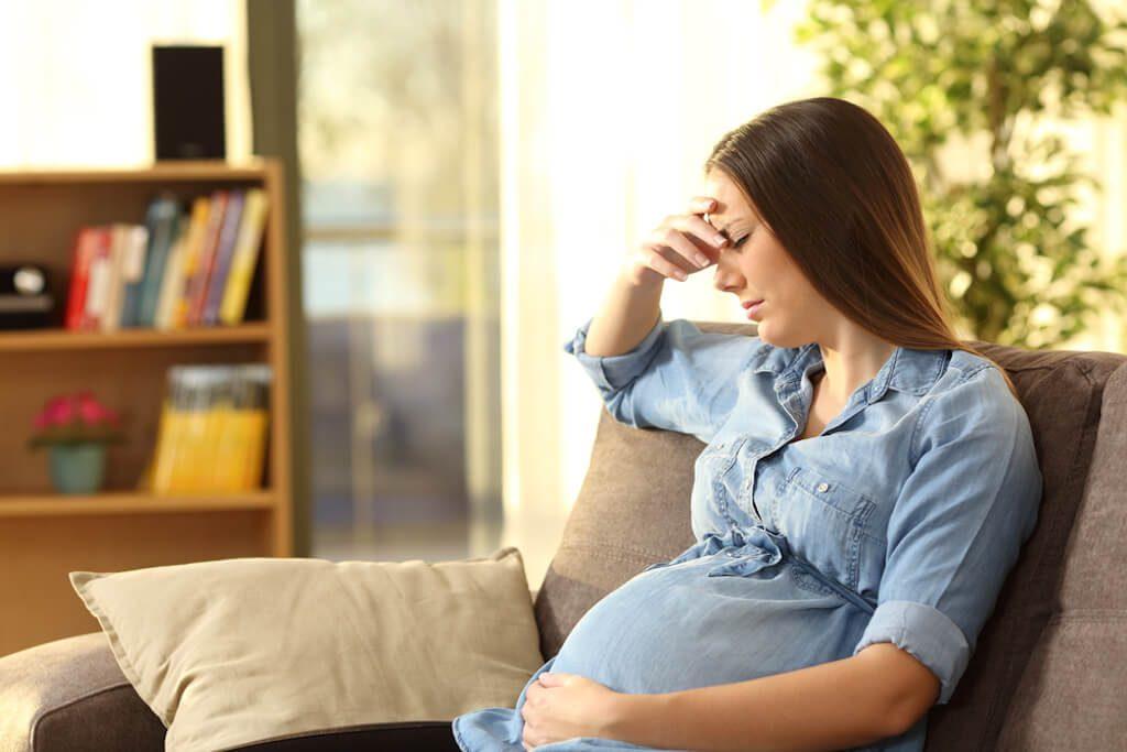 hamilelikte yorgunluk
