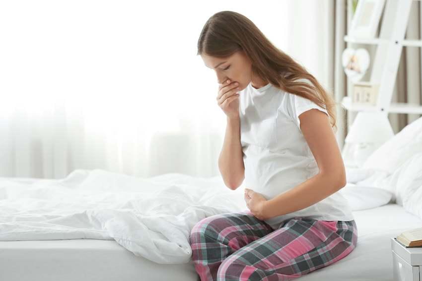 Gebelikte sabah rahatsızlığı