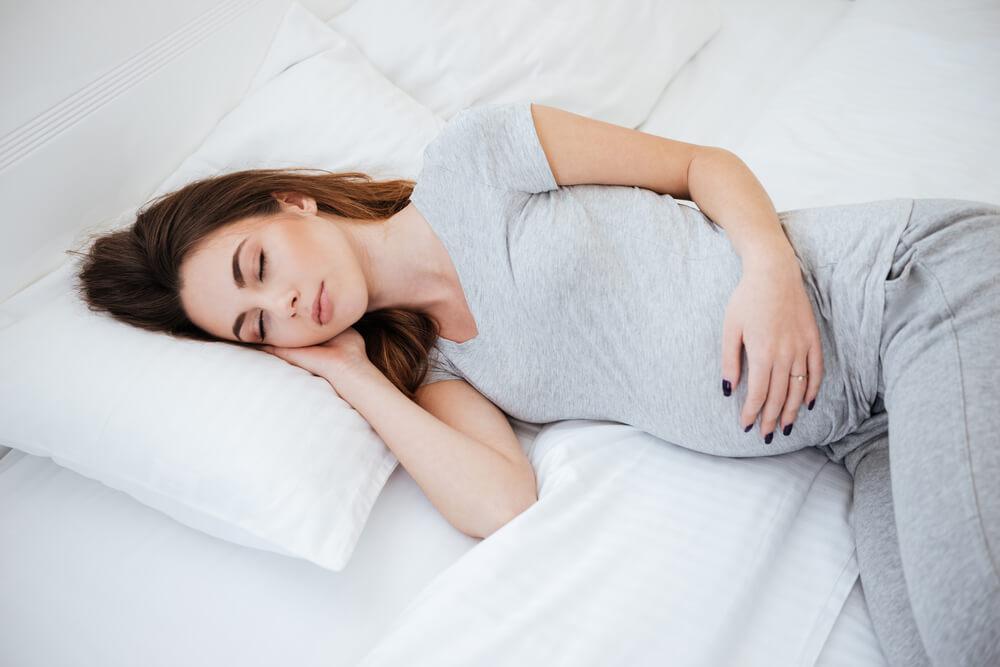 hamilelikte uyku